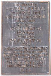 170px-Gedenktafel_Wittelsbacher_Palais-1