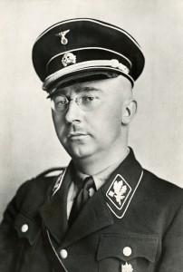 Heinrich Himmler in SS Uniform
