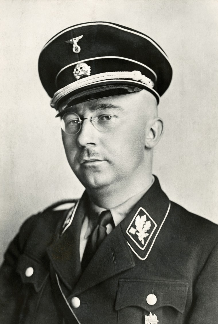 Heinrich Himmler in SS Uniform